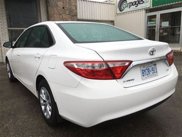 2016 toyota camry le clearout event priced for an immediate sale kitchener ontario used car. Black Bedroom Furniture Sets. Home Design Ideas
