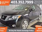 2014 Nissan Pathfinder Platinum in Red Deer, Alberta