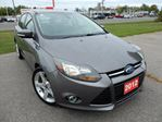 2012 Ford Focus Titanium 4dr Hatchback - NO ACCIDENTS,HEATED SEATS,SONY SOUND! in Belleville, Ontario