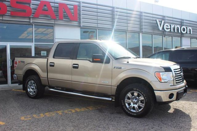 2012 ford f 150 xtr supercrew cab vernon british columbia car for sale 2602985. Black Bedroom Furniture Sets. Home Design Ideas