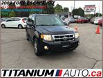 2008 Ford Escape XLT+Heated Leather Power Seats+Traction & Cruise++ in London, Ontario