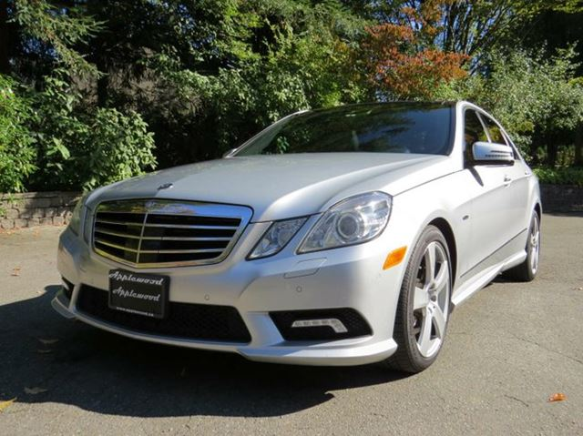 2011 MERCEDES-BENZ E-CLASS Base in Langley, British Columbia