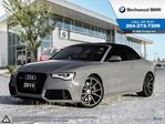 2014 Audi RS5 2dr Conv $4k Vossen Wheels! No Accidents! in Winnipeg, Manitoba