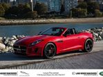 2016 Jaguar F-TYPE Convertible at in Vancouver, British Columbia