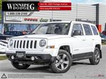 2015 Jeep Patriot 4x4 in Winnipeg, Manitoba