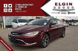 2016 Chrysler 200 C***Pano,B-up Cam, Leather*** in St Thomas, Ontario