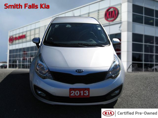 2013 kia rio lx gdi smiths falls ontario used car for sale 2602739. Black Bedroom Furniture Sets. Home Design Ideas