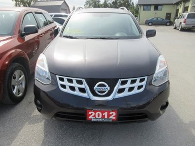 2012 nissan rogue power equipped all wheel drive 5 passenger heat bradford ontario car for. Black Bedroom Furniture Sets. Home Design Ideas