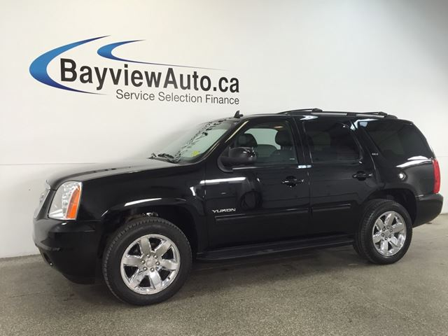 2013 GMC YUKON SLT- 5.3L! REM START! PWR PEDALS! LEATHER! BOSE! in Belleville, Ontario
