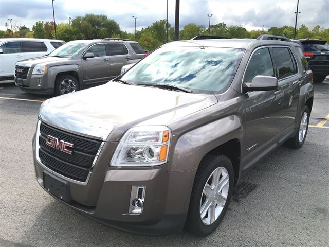 2011 gmc terrain sle2 cayuga ontario used car for sale 2602472. Black Bedroom Furniture Sets. Home Design Ideas