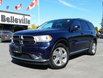 2015 Dodge Durango Limited-rear DVD player-sunroof in Belleville, Ontario