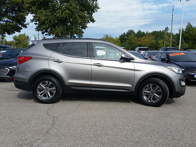 2016 hyundai santa fe sport premium aurora ontario used car for sale 2602803. Black Bedroom Furniture Sets. Home Design Ideas