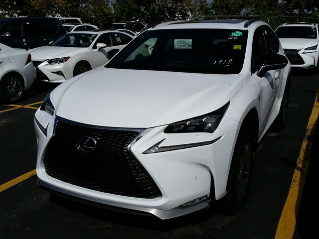 2016 lexus nx 200t f sport series 3 white erin park lexus new car. Black Bedroom Furniture Sets. Home Design Ideas