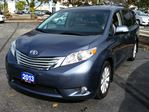 2013 Toyota Sienna Limited | AWD, DVD, Dual Sunroof, Power Doors in Mississauga, Ontario