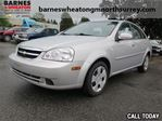 2005 Chevrolet Optra Base   AM/FM Stereo, CD Player, Power Windows in Surrey, British Columbia