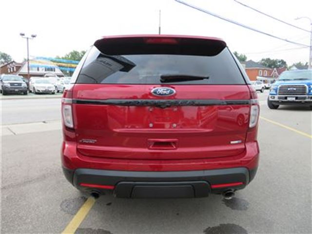 2014 ford explorer sport awd v6 ecoboost hagersville ontario used car for sale 2603833. Black Bedroom Furniture Sets. Home Design Ideas