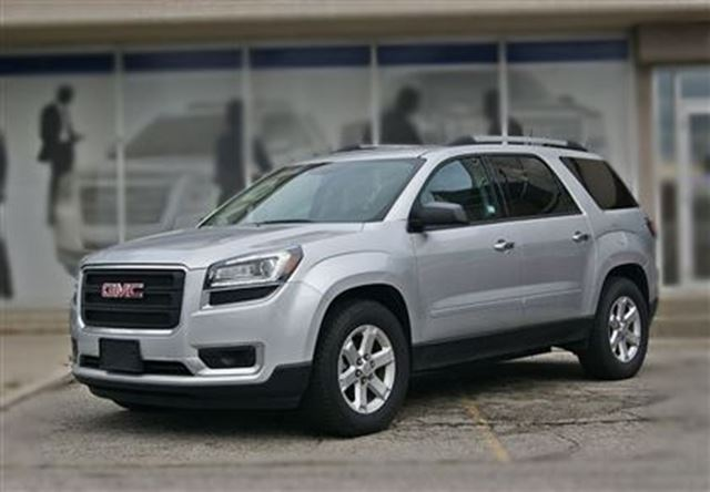 2016 gmc acadia sle1 awd rear cam low km toronto ontario used car for sale 2603990. Black Bedroom Furniture Sets. Home Design Ideas
