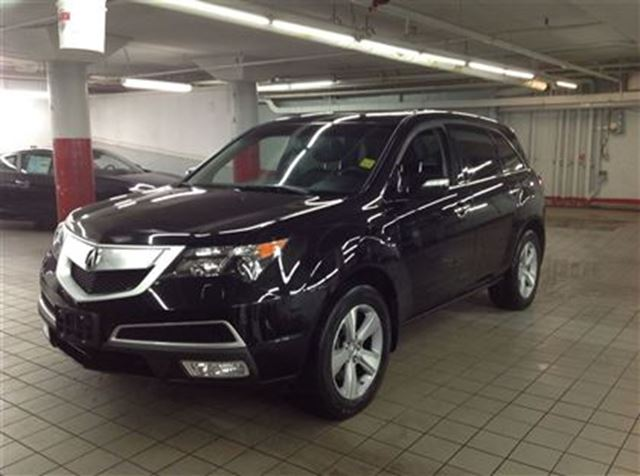 2013 acura mdx base ottawa ontario used car for sale. Black Bedroom Furniture Sets. Home Design Ideas