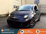 2013 Fiat 500 SPORT, TURBO, LOCALLY DRIVEN, HEATED SEATS, BLUETOOTH HANDS FREE, 16 INCH ALLOY WHEELS, FREE LIFETIME ENGINE WARRANTY! in Richmond, British Columbia