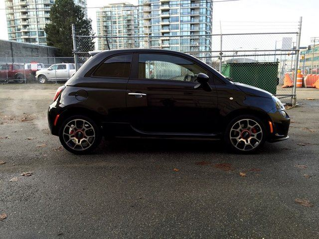 2013 fiat 500 sport turbo locally driven heated seats. Black Bedroom Furniture Sets. Home Design Ideas