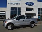 2013 Ford F-150 STX 4x4 Regular Cab 6.5 ft. box 126 in. WB in Kamloops, British Columbia