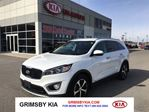 2016 Kia Sorento EX 7 SEATS HEATED SEATS AND STEERING WHEEL BLIN in Grimsby, Ontario