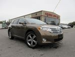2012 Toyota Venza V6 AWD, ROOF, LOADED, JUST 50K! in Stittsville, Ontario