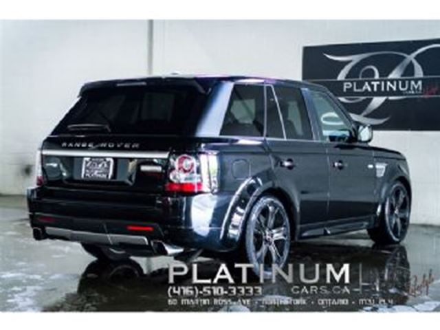 2013 land rover range rover sport biography supercharged. Black Bedroom Furniture Sets. Home Design Ideas