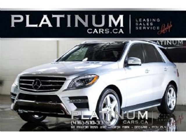 2014 mercedes benz m class ml350 4matic mississauga for 2014 mercedes benz m class ml350 4matic