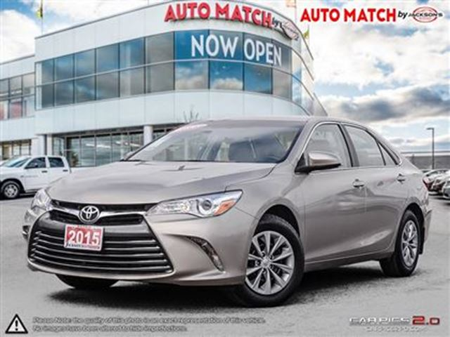 2015 toyota camry le barrie ontario used car for sale 2604592. Black Bedroom Furniture Sets. Home Design Ideas