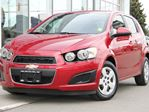 2014 Chevrolet Sonic Certified | LS | Bluetooth For Phone | Auxiliary Input Jack | Air Conditioning in Kamloops, British Columbia