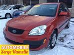 2009 Kia Rio EX autom air bas millage in Chateauguay, Quebec