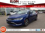 2016 Chrysler 200 C***Leather,Pano,Navi,B-up Cam*** in St Thomas, Ontario