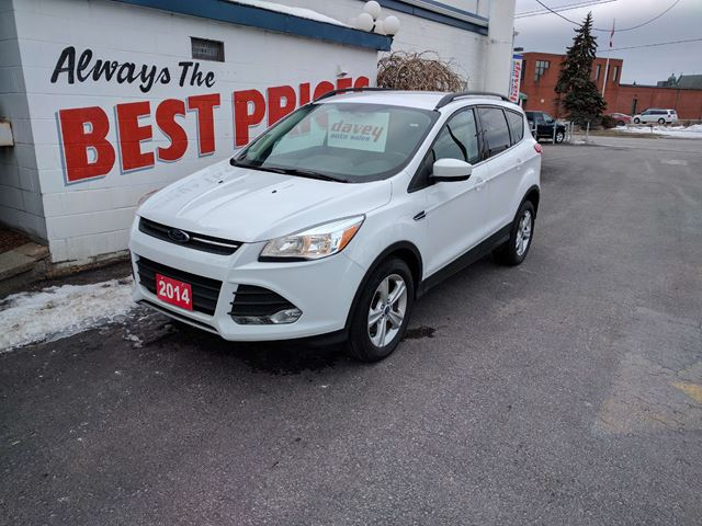 2014 ford escape se all wheel drive back up camera bluetooth oshawa ontario used car for. Black Bedroom Furniture Sets. Home Design Ideas