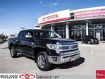 2015 Toyota Tundra 4x4 Crewmax Platinum 5.7 6A LOW Kilometers, ONE Ow in Bolton, Ontario