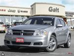 2013 Dodge Avenger SXT   6 CYL   ALLOY'S   SPOILER   JUST TRADED in Cambridge, Ontario