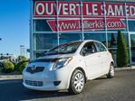2008 Toyota Yaris LE OUVERT LE SAMEDI in Laval, Quebec