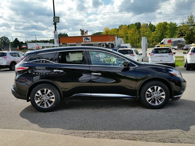 2016 nissan murano sl awd w nav new collingwood ontario used car for sale 2605203. Black Bedroom Furniture Sets. Home Design Ideas