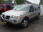 2008 Pontiac Montana SV6 DVD Leather in Hamilton, Ontario