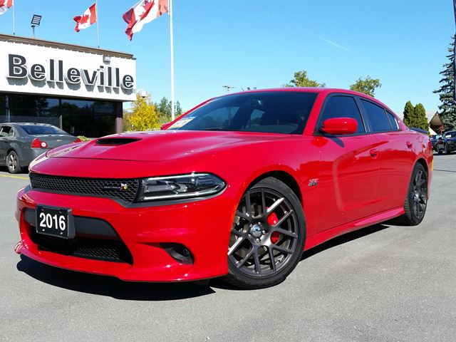 2016 dodge charger r t scat pack fully loaded. Black Bedroom Furniture Sets. Home Design Ideas