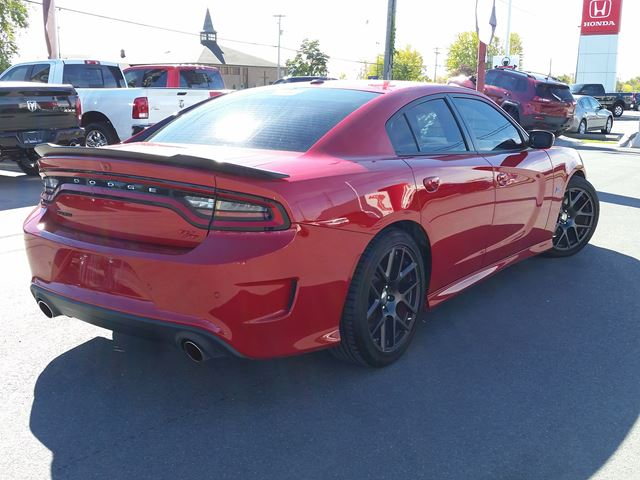 2016 dodge charger r t scat pack fully loaded belleville ontario used car for sale 2605795. Black Bedroom Furniture Sets. Home Design Ideas