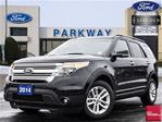 2014 Ford Explorer XLT AWD  LEATHER  NAV  TOW  CAM  $44K MSRP in Waterloo, Ontario