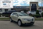2011 Lincoln MKX AWD, Leather, Panoramic Roof, Nav, Towing Package in Waterloo, Ontario