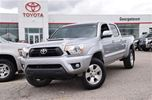 2015 Toyota Tacoma TRD Double Cab with low kilometers in Georgetown, Ontario