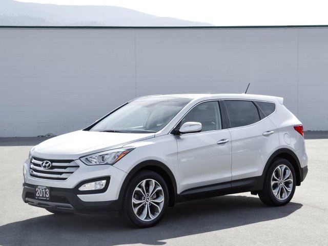 2013 hyundai santa fe 2 0t limited penticton british columbia car for sale 2605718. Black Bedroom Furniture Sets. Home Design Ideas