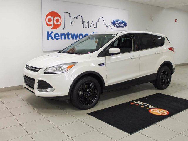 2015 ford escape se edmonton alberta used car for sale 2605738. Black Bedroom Furniture Sets. Home Design Ideas