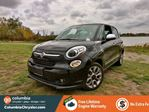 2015 Fiat 500L LOUNGE, NAVIGATION, LEATHER HEATED SEATS, SUNROOF, BLUETOOTH HANDS FREE, NO ACCIDENTS, LOW MILEAGE, FREE LIFETIME ENGINE WARRANTY! in Richmond, British Columbia