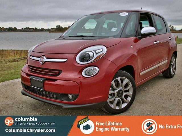 2015 FIAT 500L Lounge in Richmond, British Columbia