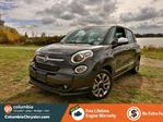 2015 Fiat 500L LOUNGE, SUNROOF, 17 INCH ALLOY WHEELS, BLUETOOTH HANDS FREE, LOW KILOMETRES, NO ACCIDENTS, FREE LIFETIME ENGINE WARRANTY! in Richmond, British Columbia