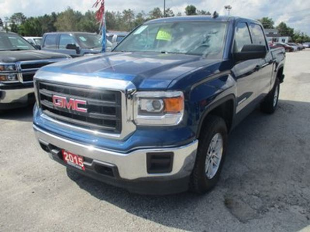 2015 GMC Sierra 1500 WORK READY SLE MODEL 6 PASSENGER 5.3L - V8.. 4X in Bradford, Ontario